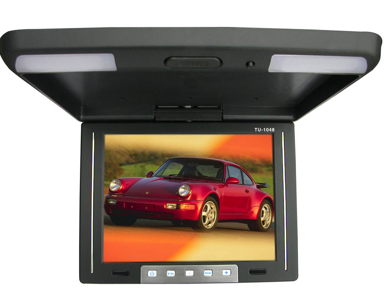 "10.4"" Roof Mounting TFT LCD Monitor"