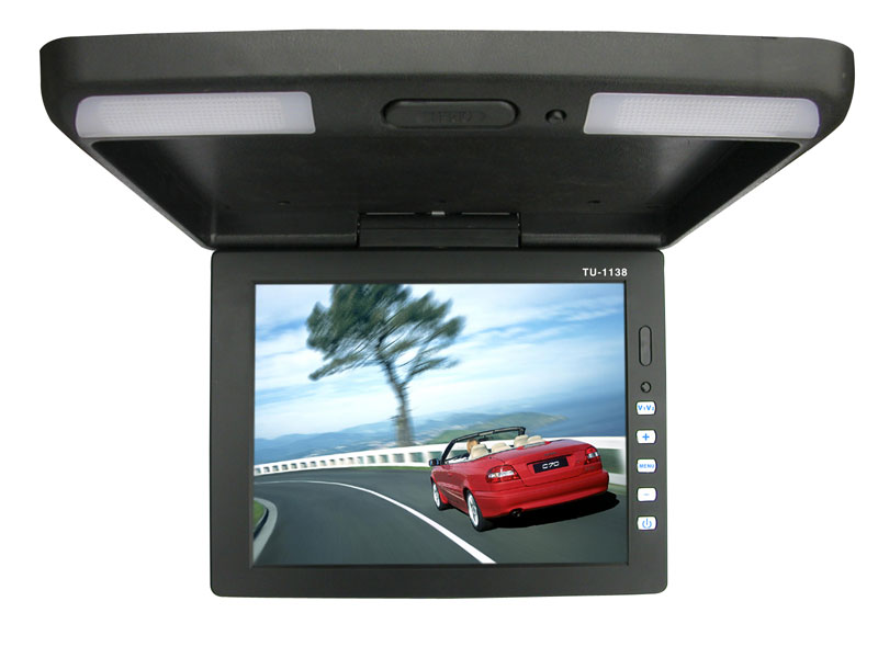 "11.3"" Roof Mounting TFT LCD Monitor"