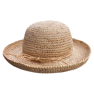Natural Straw Hats