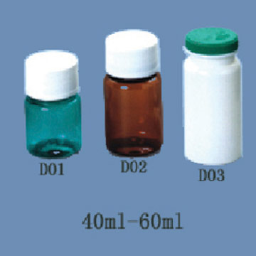Bottles For Solid Medicine
