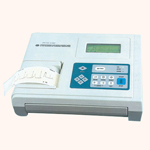 Single Channel Digital Electrocardiograph