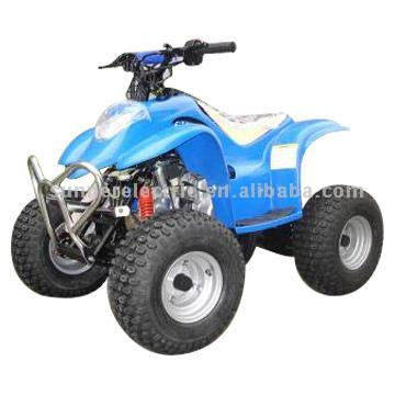 50cc ATV with Remote Cut Switchs