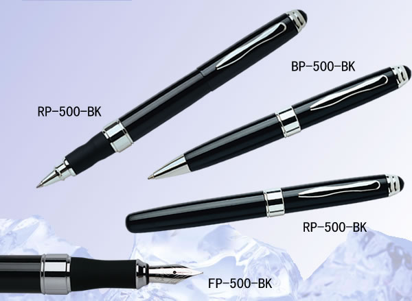 Gift roller ball fountain pen (500)