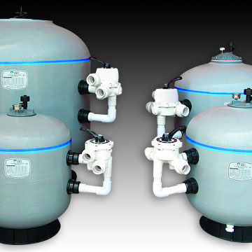 """S"" Series Side Mount Sand Filters"