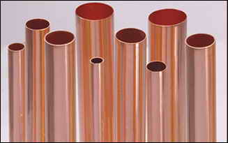 water copper tube(straight length)