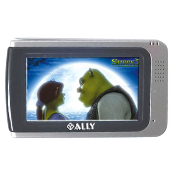 MP4 Mobile Multimedia Players