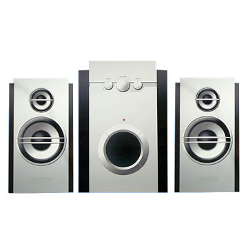 2.1 Channels Multimedia Speaker Systems