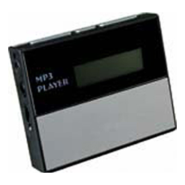 MP3 Players with SD-MMC Card Slot