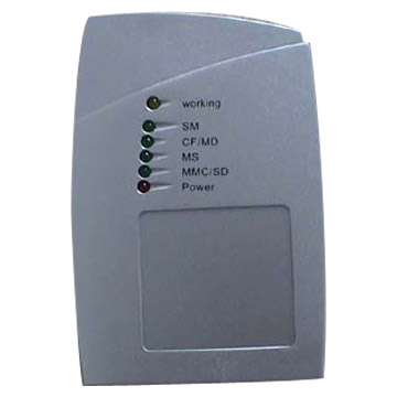 USB Flash Card Reader-Writer