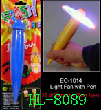 Flashing Fan Pen