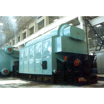 Blind Coal Fired Hot Water Boilers