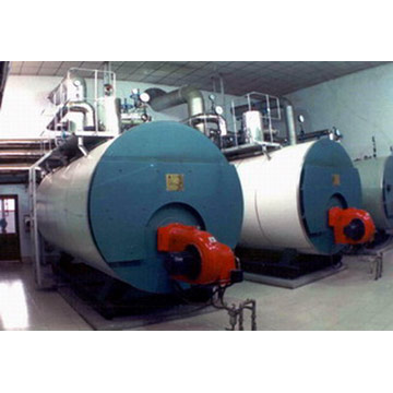 Gas-Oil Fired Hot Water Boilers