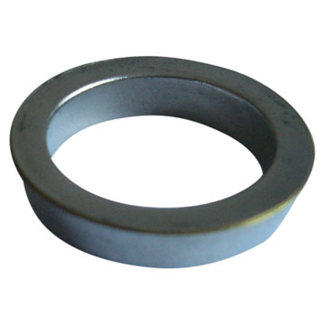 Unipolar Chamfered Ring Magnets