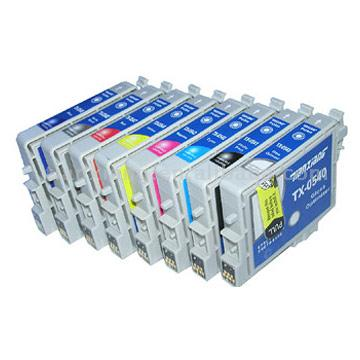 Separated Spongeless Ink Cartridges