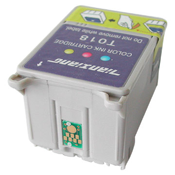 Inkjet Cartridge ( Epson T018 )