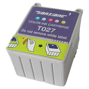 Inkjet Cartridge ( Epson T027 )
