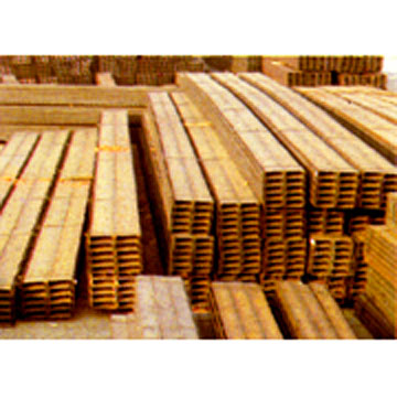 Channel Steel Bars