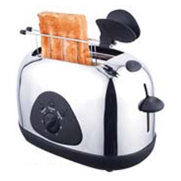 Chrome Toasters (for Italy Market)
