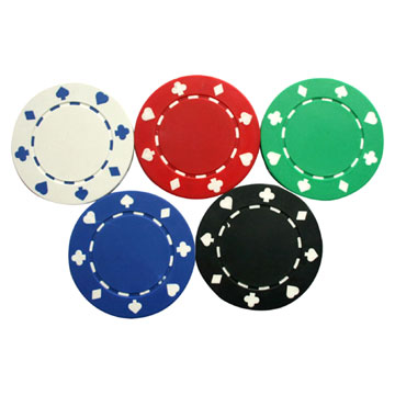 Poker Border Chips