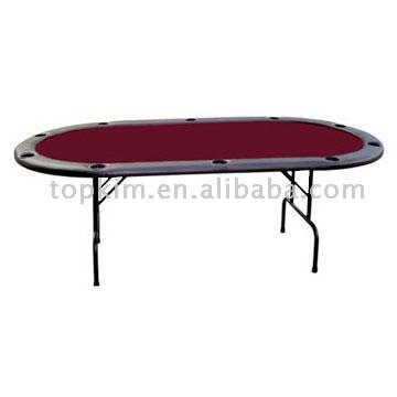 Poker Tables with Cup Holder