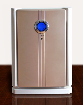 HEPA Air Purifier/Cleaner with Ionizer