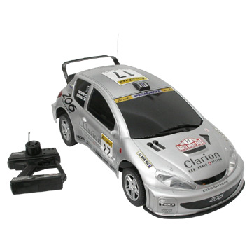 Remote-Controlled Cars