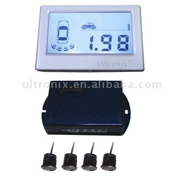 LCD Display Parking Sensor Systems