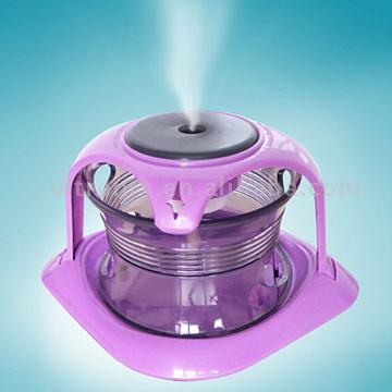 Ultrasonic Air Fragrance for Home and Cars