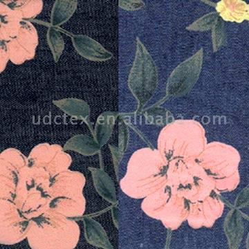 Cotton & Polyester - Cotton Denim Stretch Fabrics