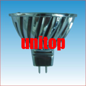UT-MR16-3W High Power LED spotlight