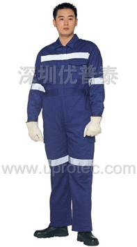 Cotton Fire Resistant winter Coverall