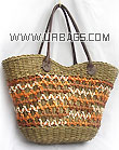 fashion straw handbags