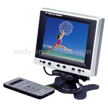 LCD Color Monitor (Stand Type)