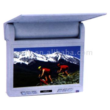 LCD Color Monitor (Roof-Mounting)