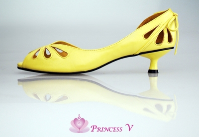 Princess V Ladies Shoes