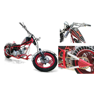 Spider Man Choppers
