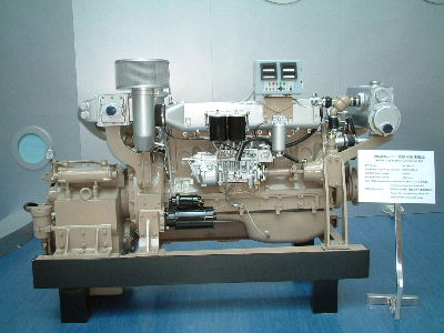 Marine Engine SEt