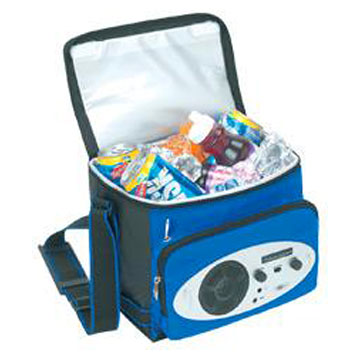 Cooler Bag with Radios