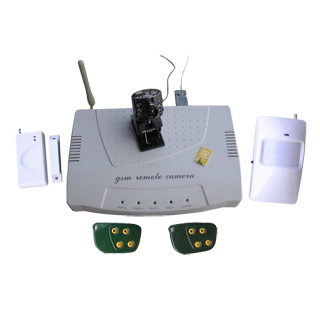 GSM Alarm System with MMS