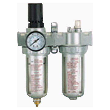 Air Filter, Regulator and Lubricators