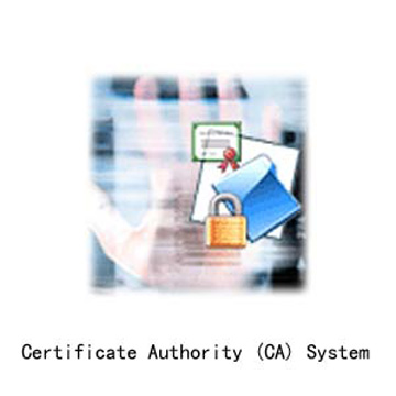 Certificate Authority (CA) System