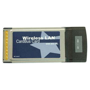 Wireless LAN PC Card