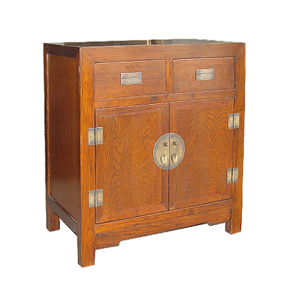 2drawers 2doors bedside cabinet
