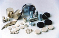 Cylinders in various specification NdFeB Magnet