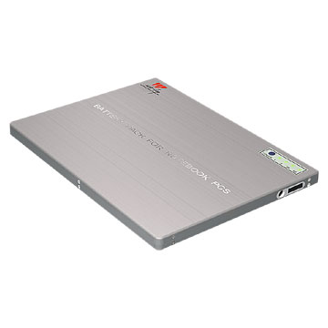 External Li-Ion Battery Pack for Laptops