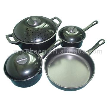 7pcs Pasta Cookware Sets