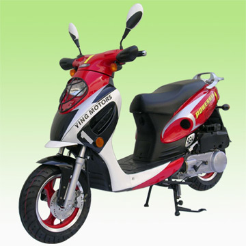 125cc Scooter with EEC & COC