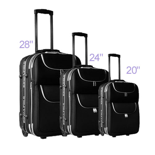 XTL5003 Softside Luggage set