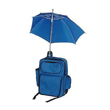 Backpack Umbrellas