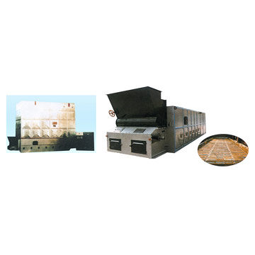 Coal Furnace Set